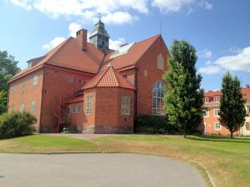 Gamla Tingshuset från 1909-1910 Nationalromantik, Nyköping