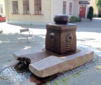 En skultptur